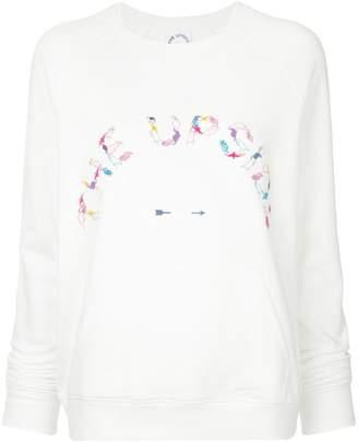 The Upside printed sweatshirt