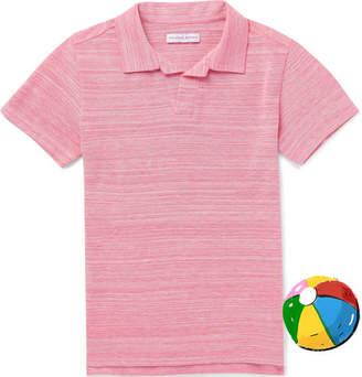 Orlebar Brown Boys Ages 4 - 12 Freddy Cotton-piqué Polo Shirt