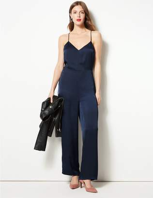 Marks and Spencer Tipped Jumpsuit