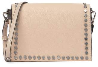 Steve Madden Posh Flat Studded Crossbody Bag