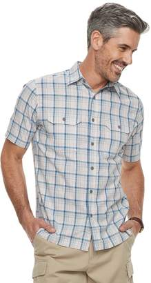 Croft & Barrow Men's Classic-Fit Quick-Dry Outdoor Button-Down Shirt