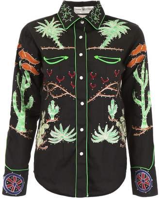 Jessie Western Embroidered Western Shirt