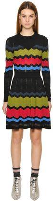 Viscose Blend Knit Dress $619 thestylecure.com