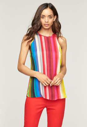 MillyMilly Rainbow Print Marie Tank Top