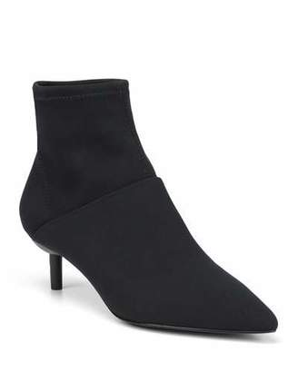 Donald J Pliner Bale Stretch Crepe Booties