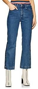 Rag & Bone Women's Dylan Wide-Leg Jeans - Blue
