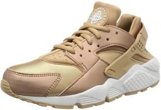 Nike W'S AIR HUARACHE RUN SE 'ROSE GOLD' - 859429-900 - SIZE 8