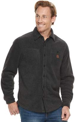 Coleman Men's Classic-Fit Sherpa-Lined Shirt Jacket