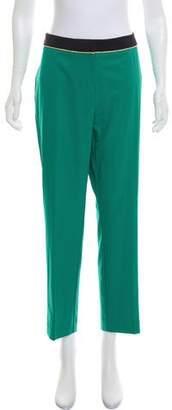 Ellen Tracy Mid-Rise Straight-Leg Pants w/ Tags