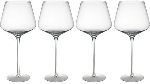 Habitat hamburg set of 4 red wine glasses for Habitat de champagne