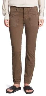 Vince Ankle Zip Utility Pants
