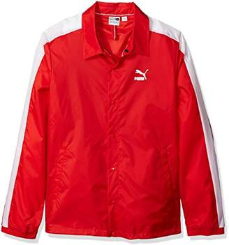 Puma Men's Archive Coach Jacket