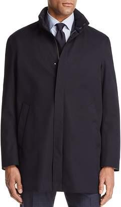 Emporio Armani High Neck Coat