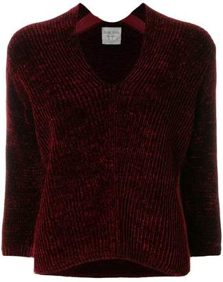 Forte Forte wide neck jumper