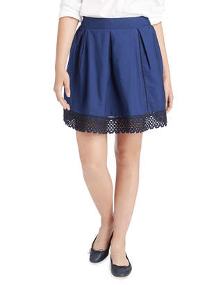 Vineyard Vines Eyelet Skirt