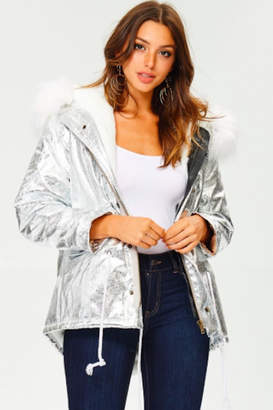 Timeless Silver Jacket