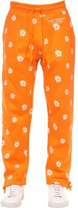 Carrots Daisy Wordmark Cotton Sweatpants