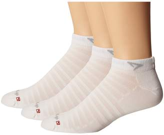 Drymax Sport Hyper Thintm Running v4 Mini Crew 3-Pair Pack Low Cut Socks Shoes