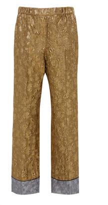 N°21 N 21 Floral Trouser