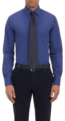 Piattelli MEN'S POPLIN DRESS SHIRT