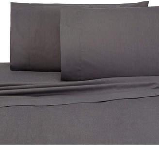 Izod Chambray 300 Thread Count 4-Pc. Full Sheet Set Bedding