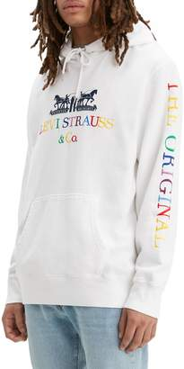 Levi's 90s Embroidered Logo Hoodie