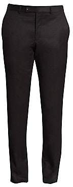 Saks Fifth Avenue Men's MODERN Basic Ford Wool Pants