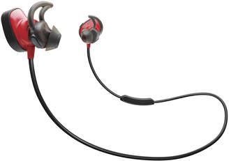 Bose Red SoundSport Pulse Wireless Headphones