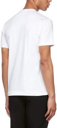 Comme des Garcons Heart Patch T-shirt