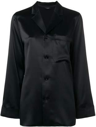 Joseph Rupert satin blouse