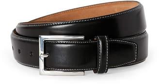 Cole Haan Contrast Stitch Belt