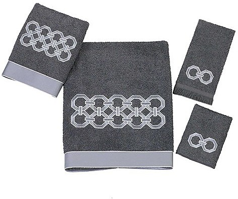 Avanti Ultima Circle Chain Wash Towel