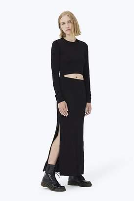 Marc Jacobs Midriff Cutout Knit Dress