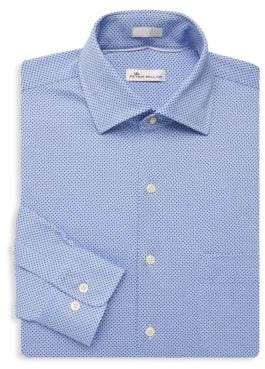 Peter Millar Stretch Cotton Dress Shirt