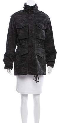Marc Jacobs Camouflage Utility Jacket w/ Tags