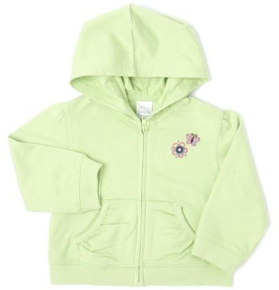 Starting Out infant zip-front hoodie jacket
