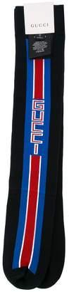 Gucci Guccy stripe socks