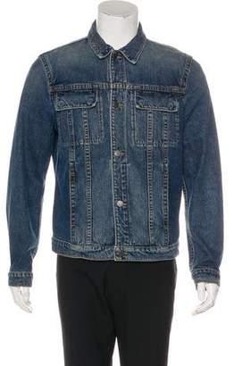 Helmut Lang Trucker Jacket