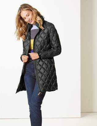 Marks and Spencer Down & Feather Coat with Stormwear