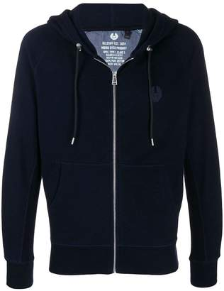 Belstaff welt detail hoodie
