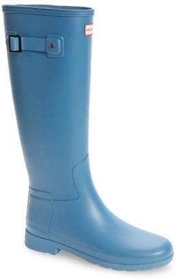 Women's Hunter Original Refined Rain Boot $165 thestylecure.com