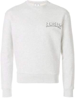 Ami Alexandre Mattiussi Ami Paris Print Sweatshirt