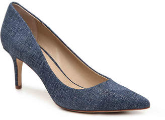 Women's Dehlea Pump -Blue $99 thestylecure.com