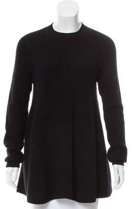 Christian Dior Wool Asymmetrical Sweater
