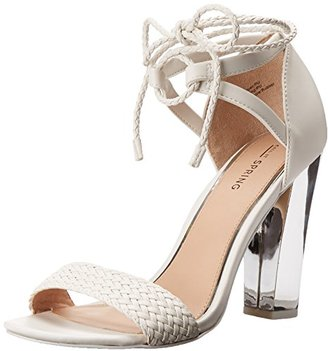 Call It Spring Women's Aralle Dress Sandal $59.99 thestylecure.com