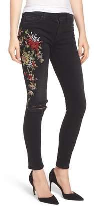 Hudson Nico Ankle Skinny Jeans