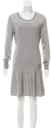 Rebecca Minkoff Long Sleeve Knit Dress