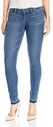 Paige Women's Verdugo Ankle W/Folded Undone Hem Jeans