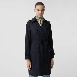 Burberry Kensington Fit Tropical Gabardine Trench Coat
