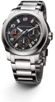 David Yurman Davidyurman Revolution 43.5Mm Chronograph Watch